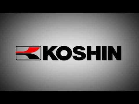 Мотопомпа бензиновая Koshin KTH-80X