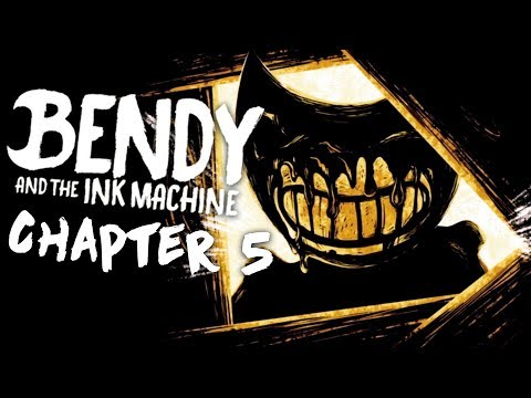 THE END IS HERE | Bendy And The Ink Machine - Chapter 5 (END)