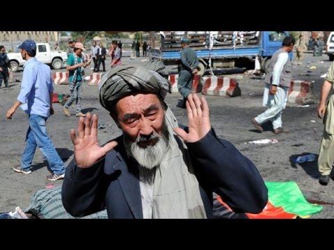ISIS Bombing Kills 80 Minority Shia In Afghanistan