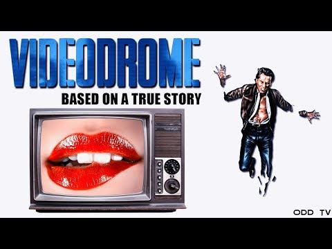 Videodrome | Based on a True Story | Marshall McLuhan ▶️️