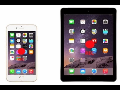 How to record your ipad/iphone screen! June 2017