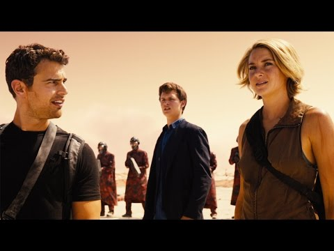 The Divergent Series: Allegiant Reviewed By Mark Kermode