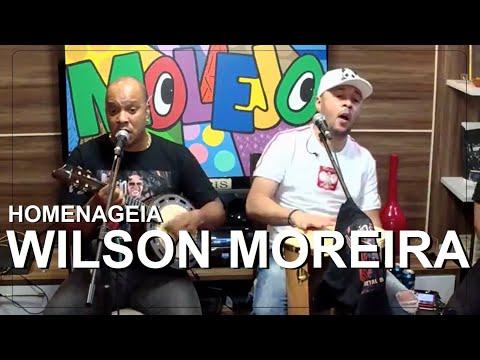 MOLEJO HOMENAGEIA WILSON MOREIRA - Sim, é Samba!