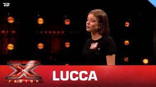Lucca synger 'Writings On The Wall' - Sam Smith (Audition) | X Factor 2021 | TV 2