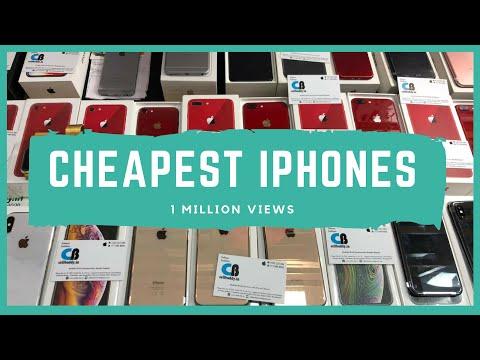 iPhones at throwaway prices | Apple iPhone at cheap rates | Mumbai mobile market