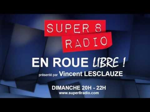La Brackmard Corp. part En Roue Libre ! - Super 8 Radio