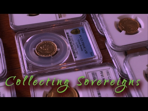 Thinking of collecting or investing into gold Sovereigns? Here's some tips and advice.