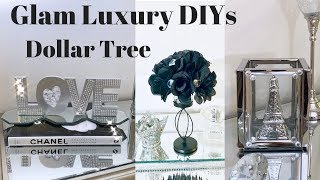 Dollar Tree Mirror DIY  Glam and Luxury Decor on a Budget
