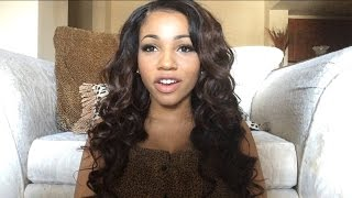 Affordable Virgin Hair | Aliexpress : Red Rose Hair Review