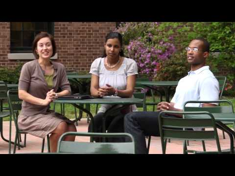 Students Talk About the Johns Hopkins School of Public Health