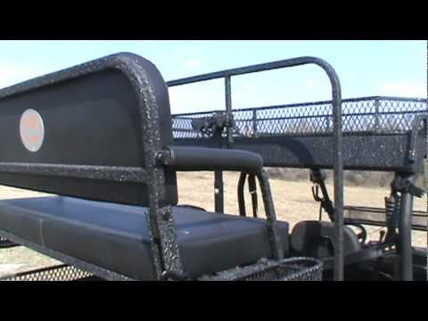 Polaris Ranger Hunting High Rack Big Country Outdoors
