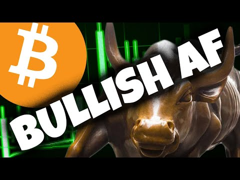 BITCOIN is BULLISH AF Right Now!!!