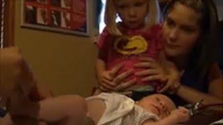 La chiropratique chez les nouveaux-nés