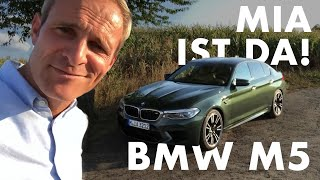 Matthias Malmedie | BMW M5 | MIA ist da!