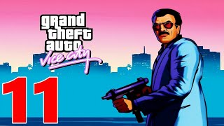 Grand Theft Auto Vice City PS4 Gameplay Walkthrough Mission 11 Demolition Man