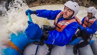 WHITEWATER RAFTING - CANADA!