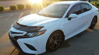 2018 Toyota Camry SE 6 month update**