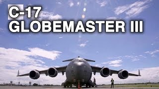 C-17A Globemaster III Landing and Loading - Villamor Air Base
