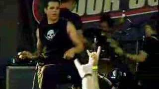 Avenged Sevenfold - Second Heartbeat Live