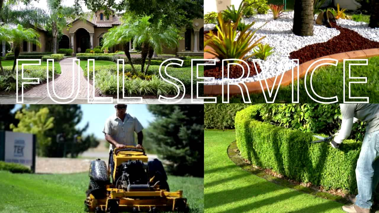 Landscape And Maintenance In Orlando D S Landscape And Maintenance Inc Youtube