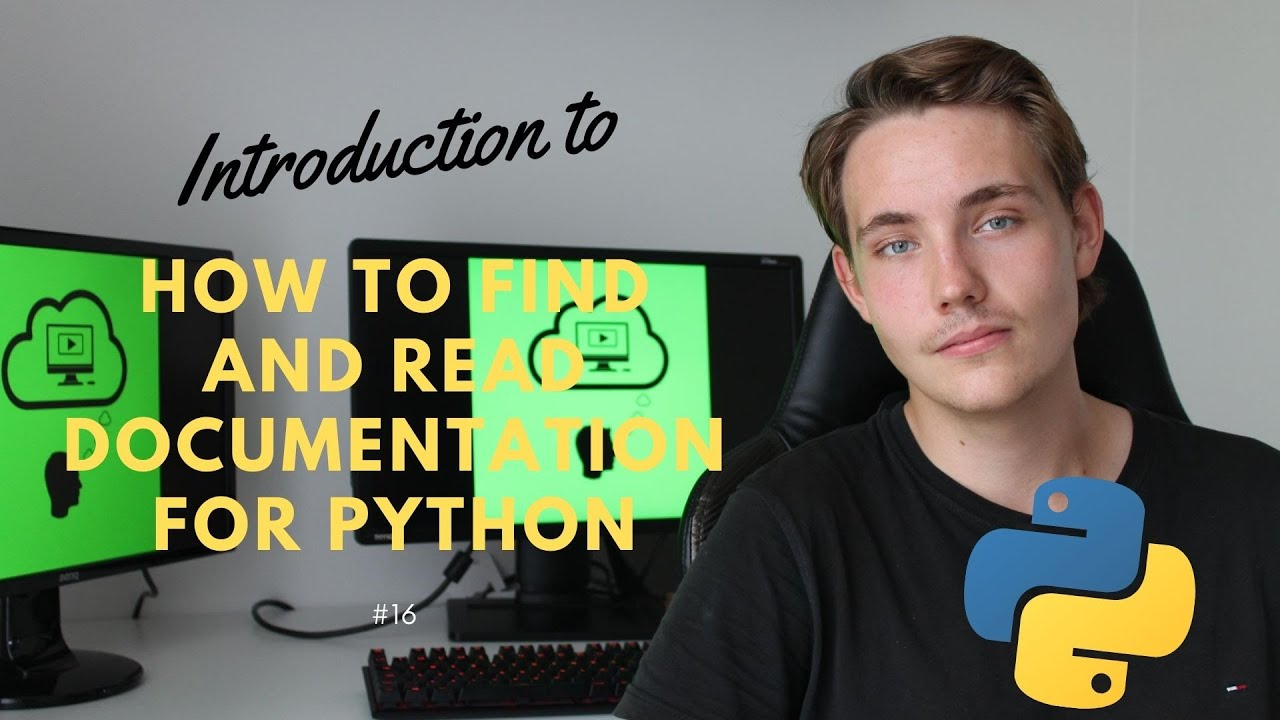 How to Find and Read Documentation for Python