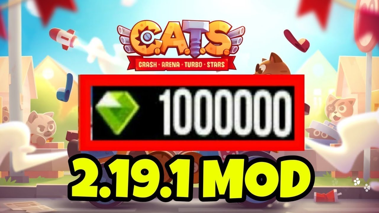 cats crash hack apk download