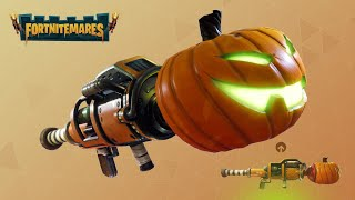HOW TO GET THE JACK O LAUNCHER SCHEMATIC! Fortnite StW | PvE