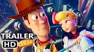 TOY STORY: LAMP LIFE Official Trailer (2020) Disney +