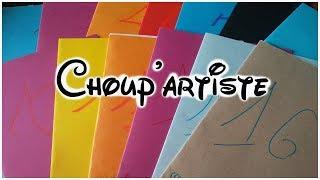 Choup'artiste - Un arc en ciel de trucs mignons xD