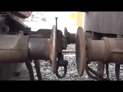[IRFCA] SGUJ WDP4D Coupling with Passenger Train