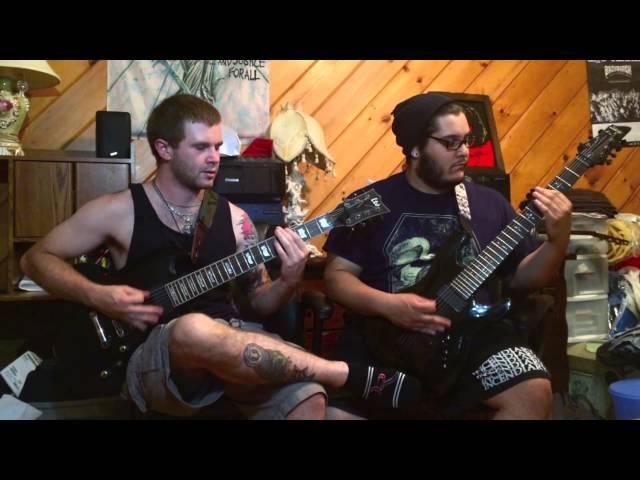 Soulbearer Guitar Playthrough
