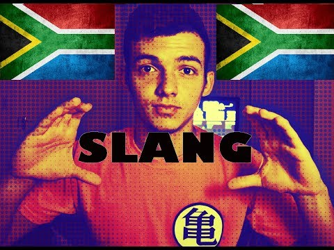 Speaking and Being South African (South Africanism)