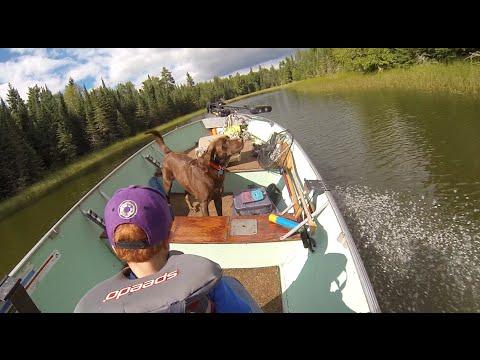 Portage to Mary Lake