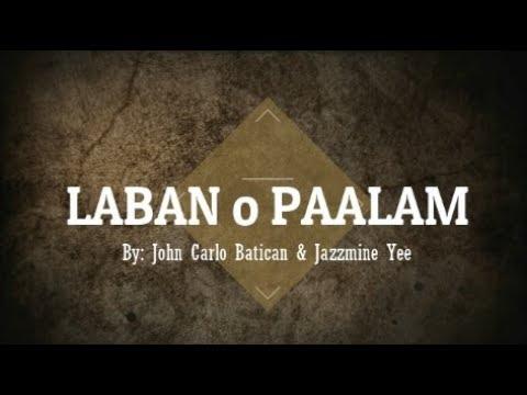 LABAN o PAALAM (Tagalog Spoken Poetry) | Original Composition