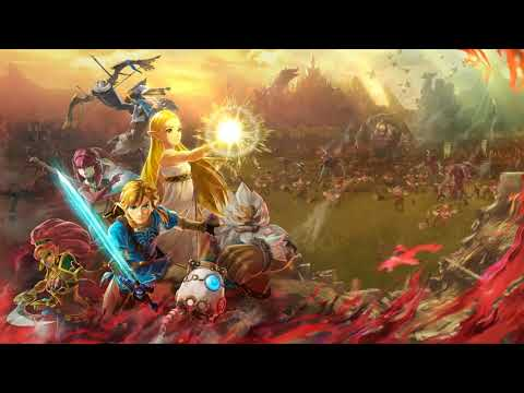 Hyrule Warriors Age Of Calamity 4k Animated Wallpaper Youtube