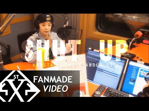 [KRYBER] Amber Liu x Krystal Jung [f(x)] - Shut Up [FMV]