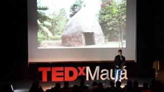 O que aprendi com 10 dias de silêncio | Renato Stefani | TEDxMauá