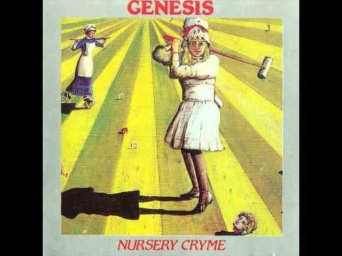 Genesis - Nursery Cryme (Full Album, Non-Remastered)