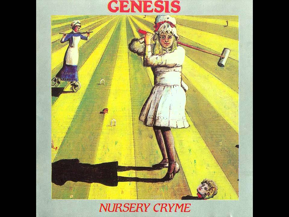 Genesis - Nursery Cryme (Full Album, Non-Remastered) - YouTube