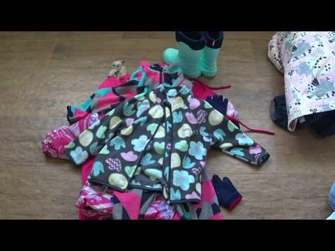 Одежда на осень ребёнку 2,5 -3 года
