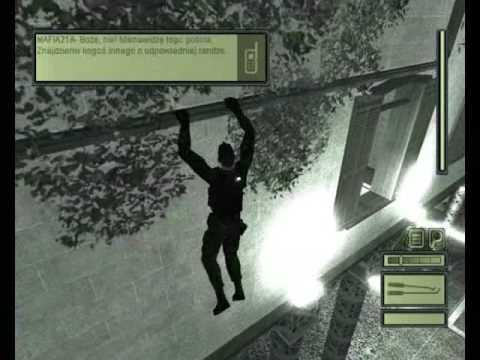 Splinter Cell: Walkthrough - mission 2 - Defense Ministry - Hard  - part 1