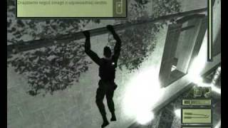 Splinter Cell: Walkthrough - mission 2 - Defense Ministry - Hard  - part 1