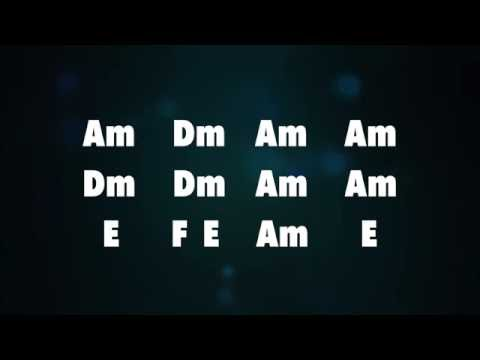 Blues Ballad Backing Track (Am)