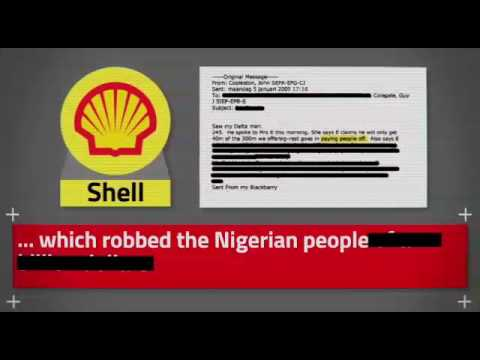 Shell in a 1.1 Billion Dollar Bribery Scandal