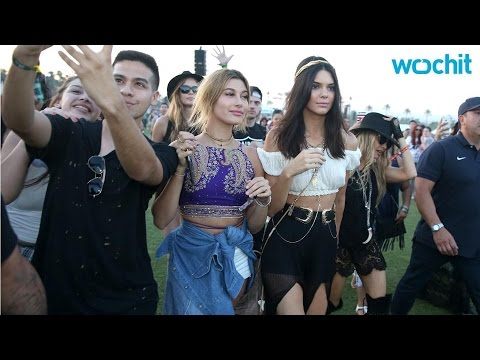 Kendall Jenner's Awkward Encounter With Amber Rose At Coachella