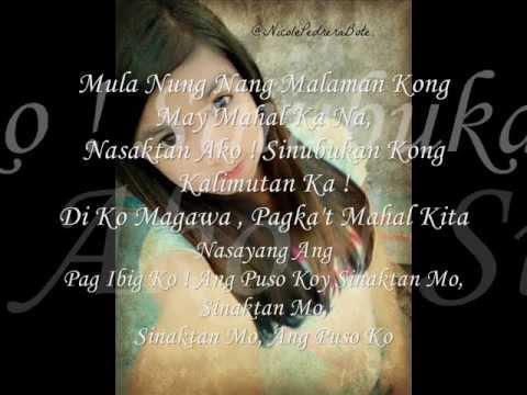 Iwan Mo Na Siya @NicoleIyakenÜ