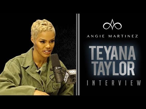 Teyana Taylor Talks Being Janet Jackson's WCW, Linking w/ Beyonce + New Show on VH1 thumbnail