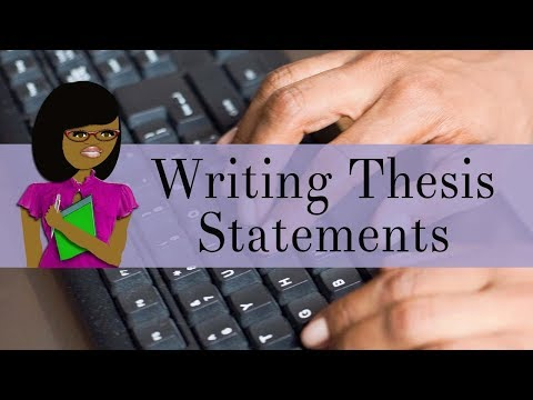 Видео Thesis statement depression