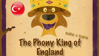 Robin Hood - The Phony King of England - Turkish (Subs + Trans)