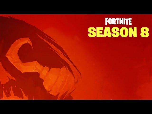 SEASON 8 OFFICIAL TEASER in Fortnite Battle Royale! (Fortnite Season 8)